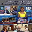 Liputan Kangen Water di Berbagai Berita TV Internasional