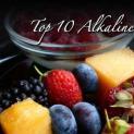 Top 10 Makanan Yang Bersifat Alkali