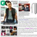 Kangen Water di Majalah GQ