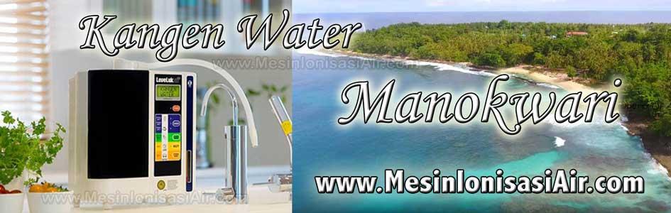 Kangen Water Manokwari
