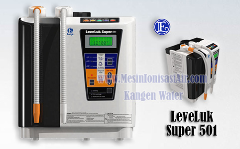 mesin kangen water leveluk super 501